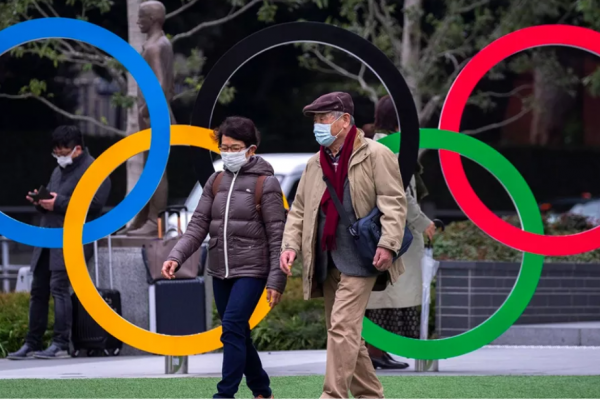 Olympic Games Tokyo 2020, Covid-19 situation